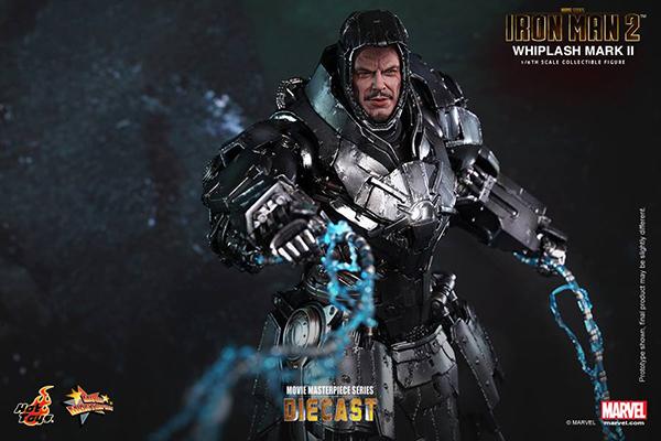 Preview | Hot Toys: Whiplash Mark II (10)