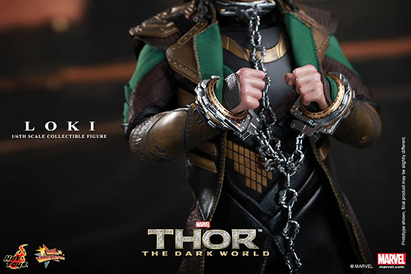 Preview | Hot Toys: Loki (Thor: The Dark World) (13)