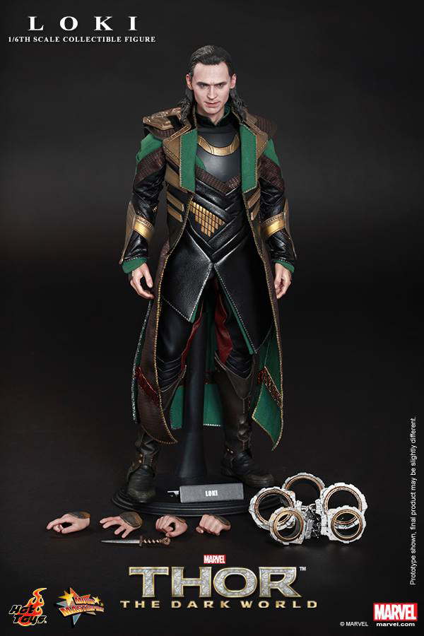 Preview | Hot Toys: Loki (Thor: The Dark World) (14)