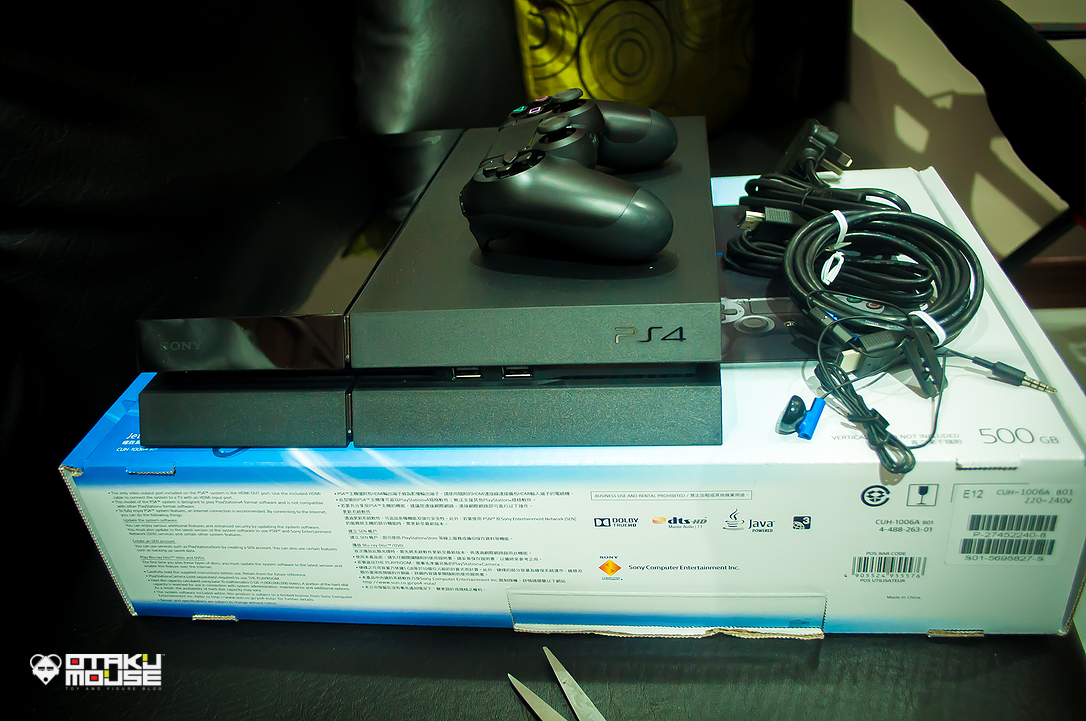 Finally Decided To Get A Playstation 4 (8)