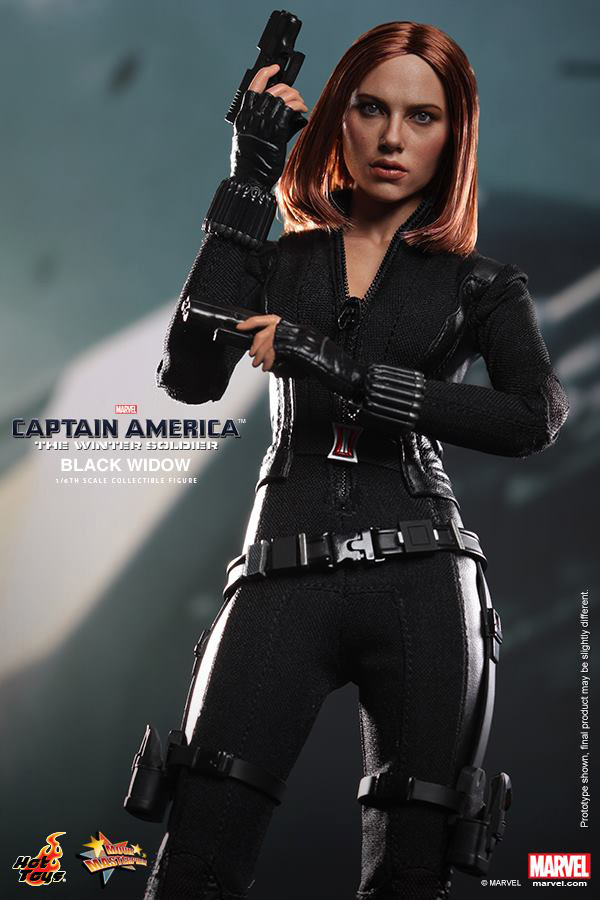 Preview | Hot Toys: Black Widow (Captain America: The Winter Soldier) (13)