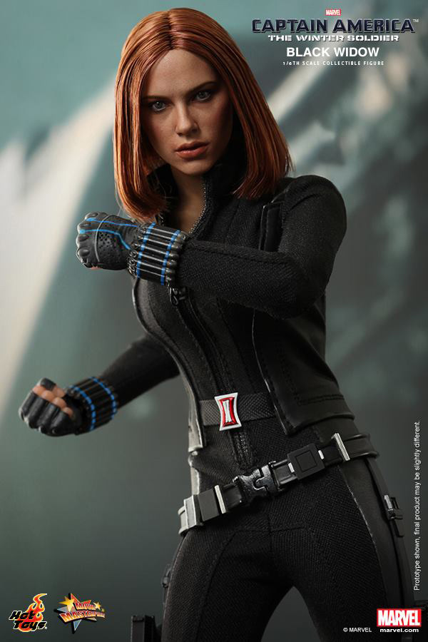 Preview | Hot Toys: Black Widow (Captain America: The Winter Soldier) (9)