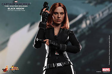 Preview | Hot Toys: Black Widow (Captain America: The Winter Soldier) (15)