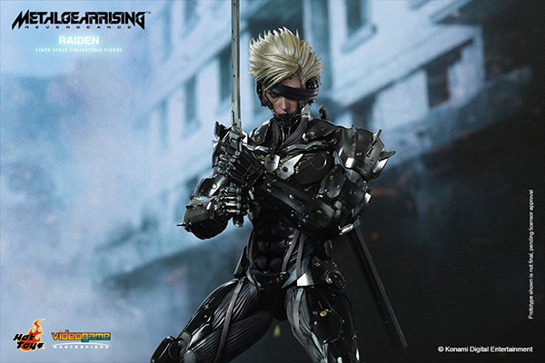 Preview | Hot Toys: Raiden (1)