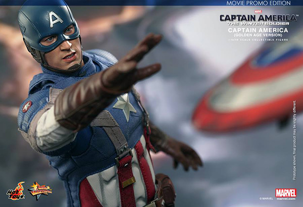 Preview | Hot Toys: Captain America (Golden Age Ver.) (1)
