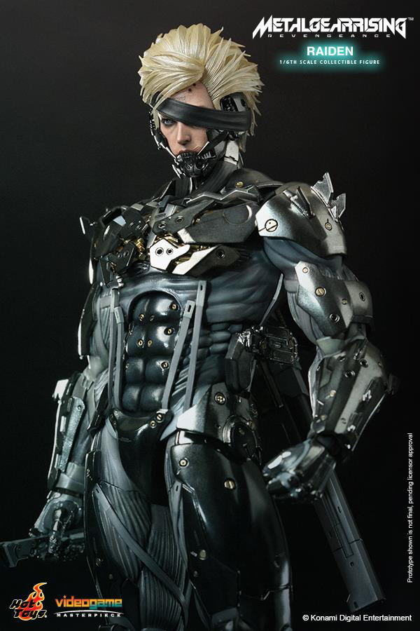 Preview | Hot Toys: Raiden (2)