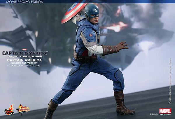 Preview | Hot Toys: Captain America (Golden Age Ver.) (2)