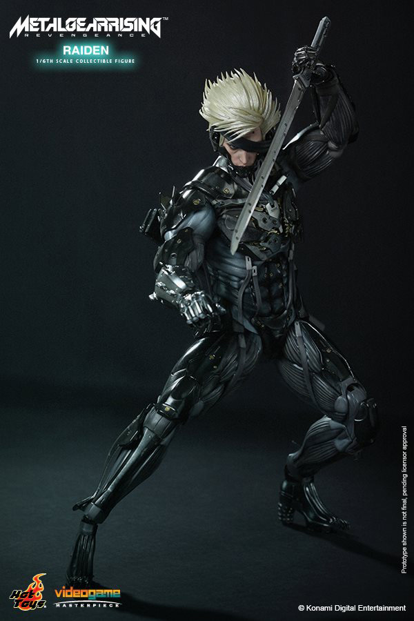 Preview | Hot Toys: Raiden (3)