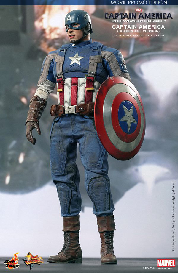 Preview | Hot Toys: Captain America (Golden Age Ver.) (3)