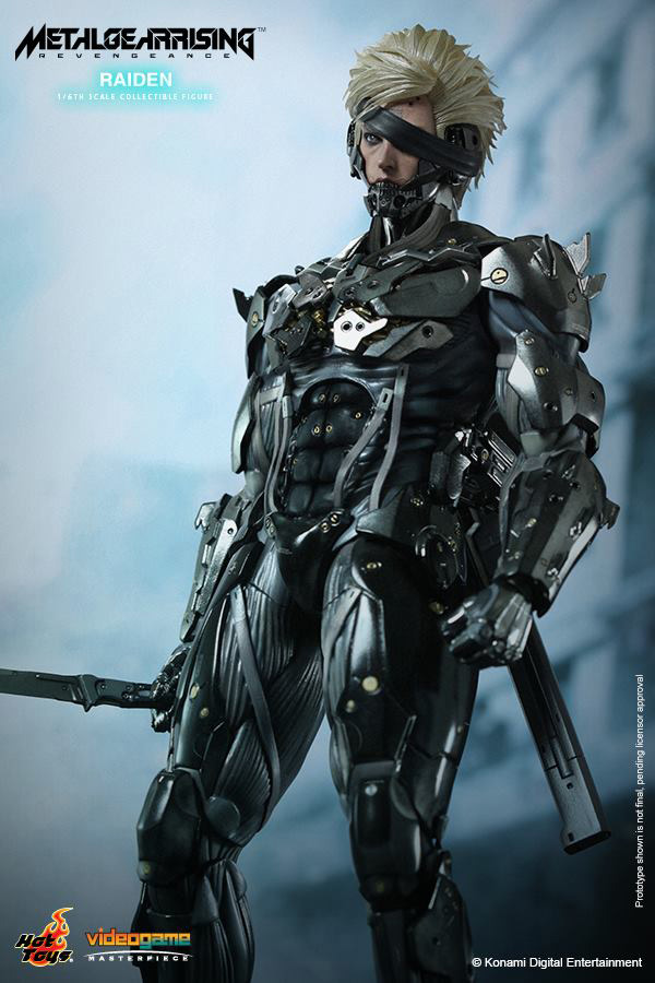 Preview | Hot Toys: Raiden (4)