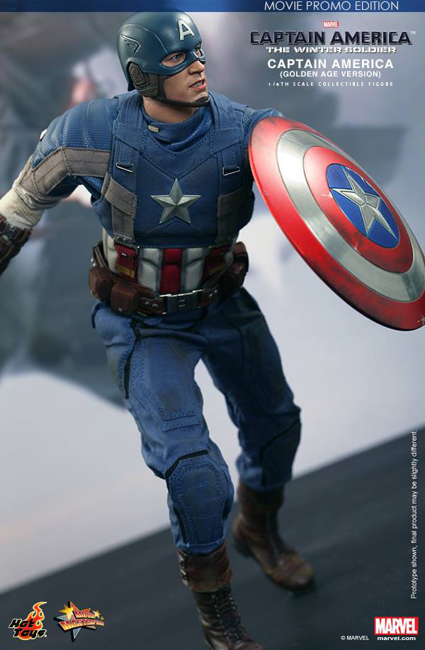 Preview | Hot Toys: Captain America (Golden Age Ver.) (4)