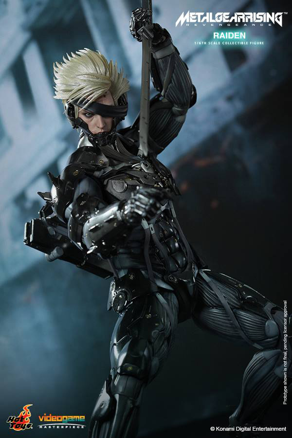 Preview | Hot Toys: Raiden (5)