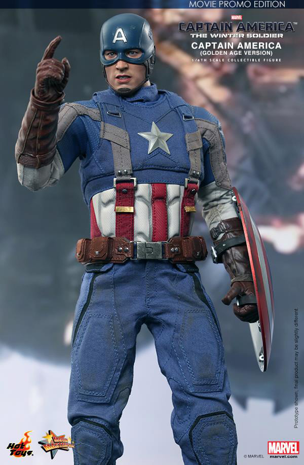 Preview | Hot Toys: Captain America (Golden Age Ver.) (5)