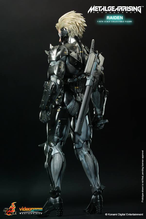 Preview | Hot Toys: Raiden (6)