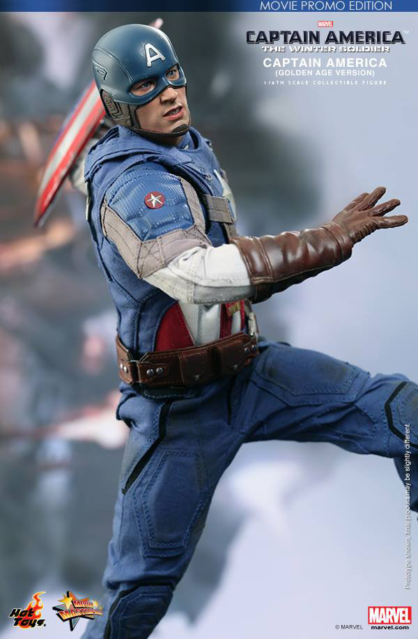 Preview | Hot Toys: Captain America (Golden Age Ver.) (6)