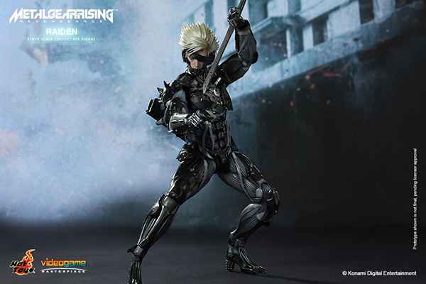 Preview | Hot Toys: Raiden (7)