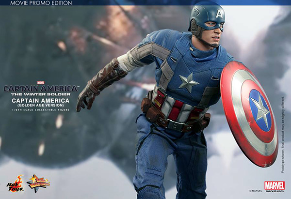 Preview | Hot Toys: Captain America (Golden Age Ver.) (7)