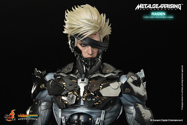 Preview | Hot Toys: Raiden (8)