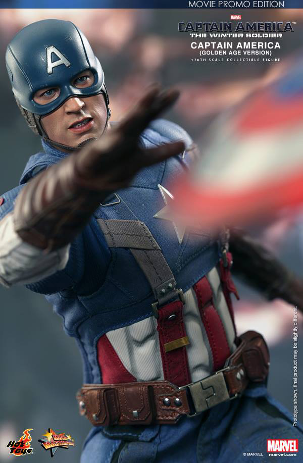 Preview | Hot Toys: Captain America (Golden Age Ver.) (8)