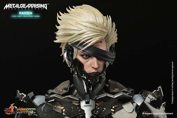 Preview | Hot Toys: Raiden (9)