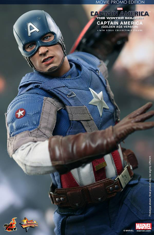 Preview | Hot Toys: Captain America (Golden Age Ver.) (9)