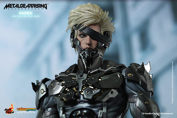 Preview | Hot Toys: Raiden (10)