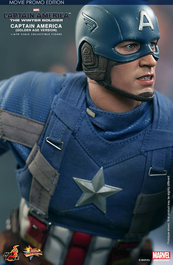 Preview | Hot Toys: Captain America (Golden Age Ver.) (10)