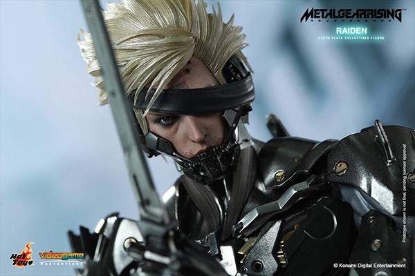 Preview | Hot Toys: Raiden (11)