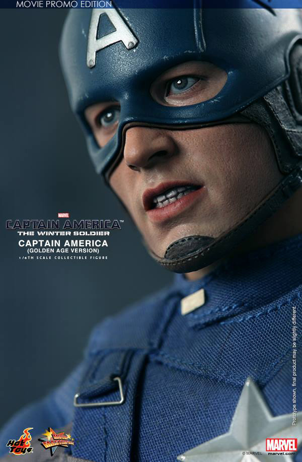 Preview | Hot Toys: Captain America (Golden Age Ver.) (11)