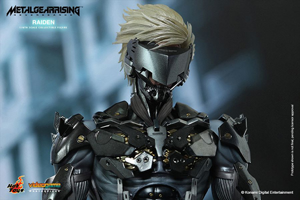 Preview | Hot Toys: Raiden (12)