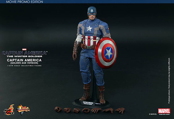 Preview | Hot Toys: Captain America (Golden Age Ver.) (12)