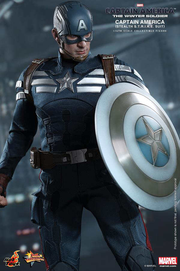 Preview | Hot Toys: Captain America (Stealth S.T.R.I.K.E. Suit Ver) (3)