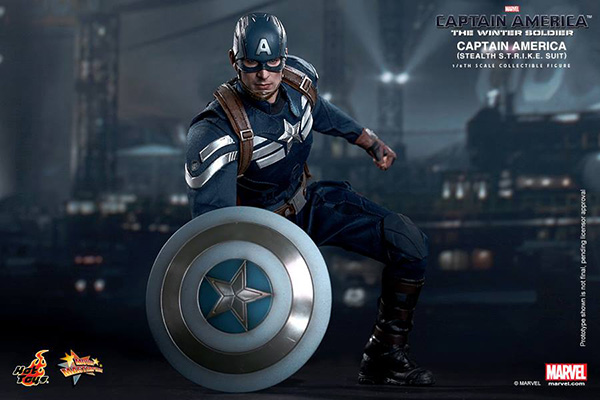 Preview | Hot Toys: Captain America (Stealth S.T.R.I.K.E. Suit Ver) (4)