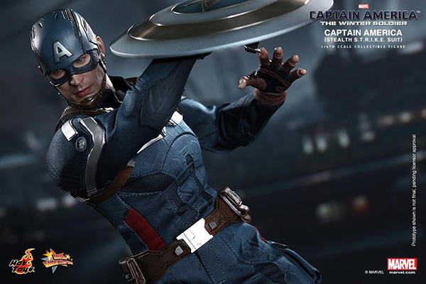 Preview | Hot Toys: Captain America (Stealth S.T.R.I.K.E. Suit Ver) (13)