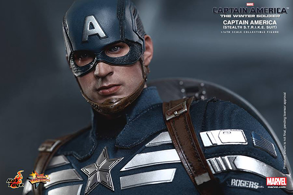Preview | Hot Toys: Captain America (Stealth S.T.R.I.K.E. Suit Ver) (14)