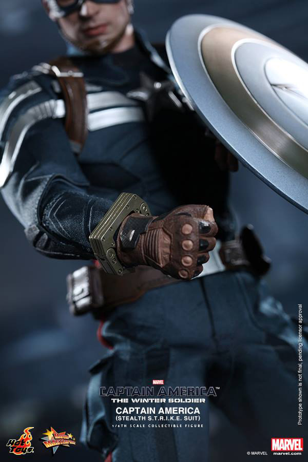 Preview | Hot Toys: Captain America (Stealth S.T.R.I.K.E. Suit Ver) (15)