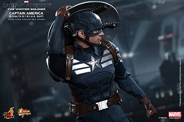 Preview | Hot Toys: Captain America (Stealth S.T.R.I.K.E. Suit Ver) (18)