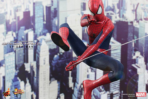Preview | Hot Toys: Spider-Man (The Amazing Spider-Man 2) (1)