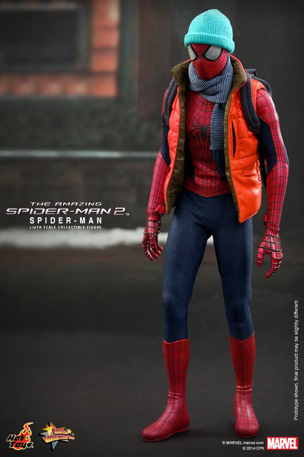 Preview | Hot Toys: Spider-Man (The Amazing Spider-Man 2) (2)