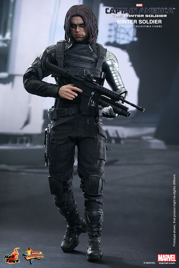 Preview | Hot Toys: Winter Soldier (5)