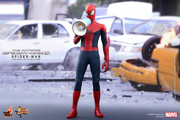 Preview | Hot Toys: Spider-Man (The Amazing Spider-Man 2) (5)