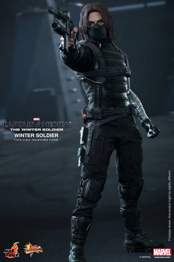 Preview | Hot Toys: Winter Soldier (6)