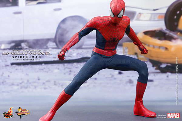 Preview | Hot Toys: Spider-Man (The Amazing Spider-Man 2) (6)