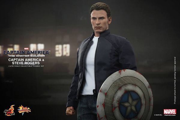 Preview | Hot Toys: Captain America & Steve Rogers (7)
