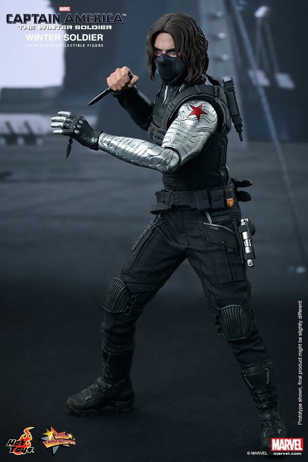 Preview | Hot Toys: Winter Soldier (7)