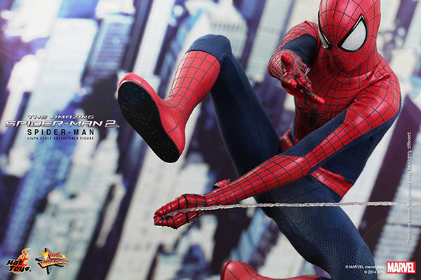 Preview | Hot Toys: Spider-Man (The Amazing Spider-Man 2) (7)