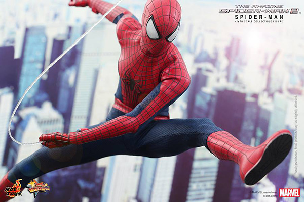 Preview | Hot Toys: Spider-Man (The Amazing Spider-Man 2) (8)