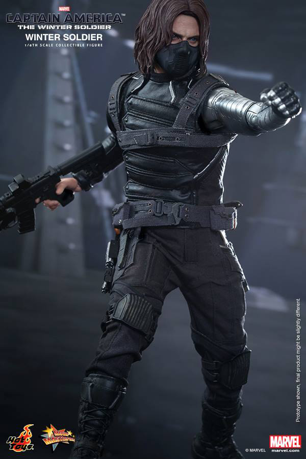 Preview | Hot Toys: Winter Soldier (9)