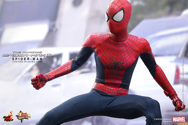 Preview | Hot Toys: Spider-Man (The Amazing Spider-Man 2) (9)