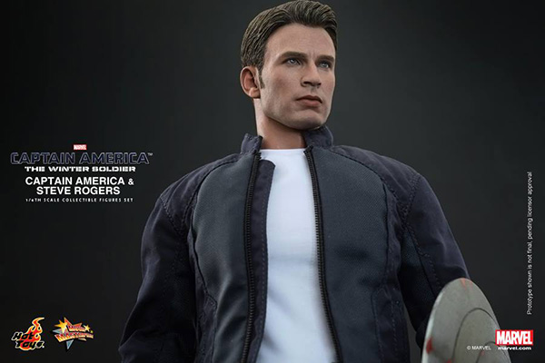 Preview | Hot Toys: Captain America & Steve Rogers (10)